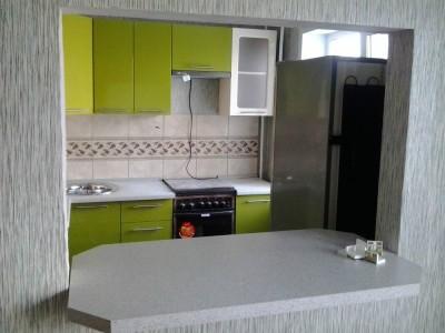 Пример угловой кухни 1