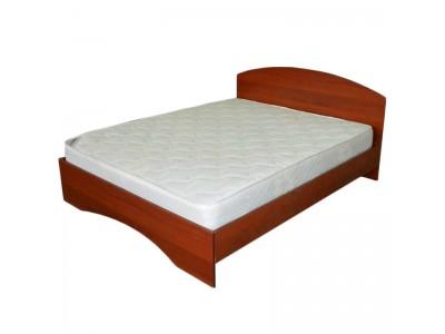Кровать двуспальная КД-2 на заказ в Саратове