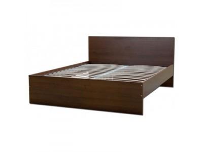 Кровать двуспальная КД-3 на заказ в Саратове