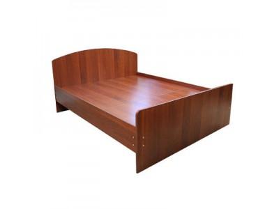Кровать двуспальная КД-5 на заказ в Саратове