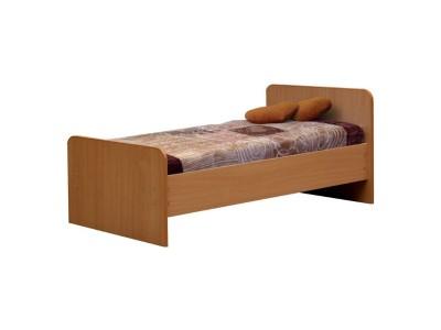 Кровать односпальная КО-6 на заказ в Саратове