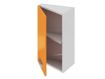 Угловой кухонный шкаф с левым открыванием на заказ в Саратове