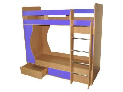Сделать детскую двухярусную кровать на заказ в Саратове