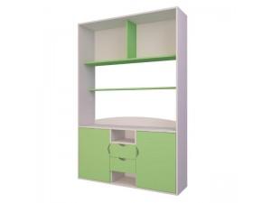 Шкаф с ящиками и полками