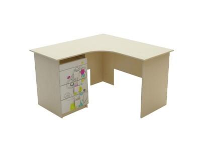 Детский угловой стол на заказ в Саратове