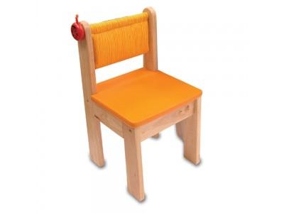 Деревянный детский стул на заказ в Саратове