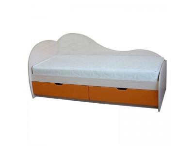 Диван-кровать К-Д-3 односпальный с ящиками на заказ в Саратове
