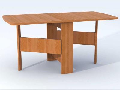 Раскладывающийся кухонный стол на заказ в Саратове